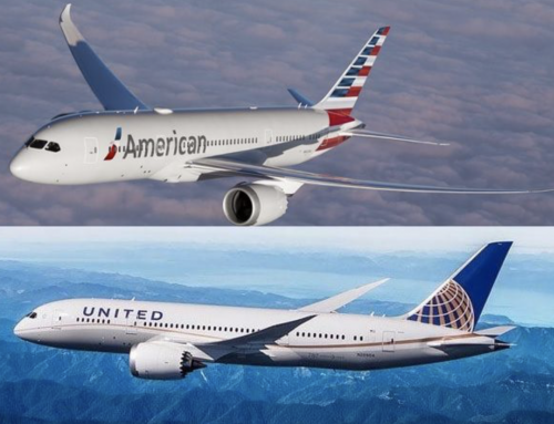 American & United Airlines increase airlift to USVI
