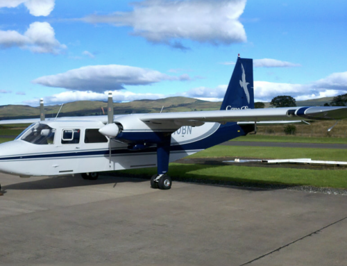 Cape Air Re-Launches Service Between San Juan and Virgin Gorda!