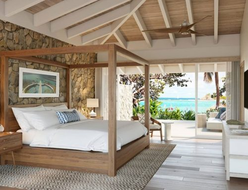 Reservations open for Rosewood Little Dix Bay