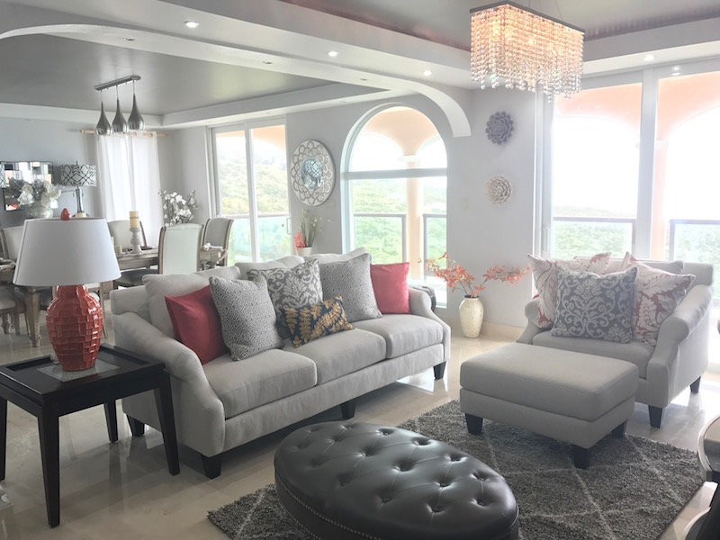 luxury home, fabulously furnished, long term rental