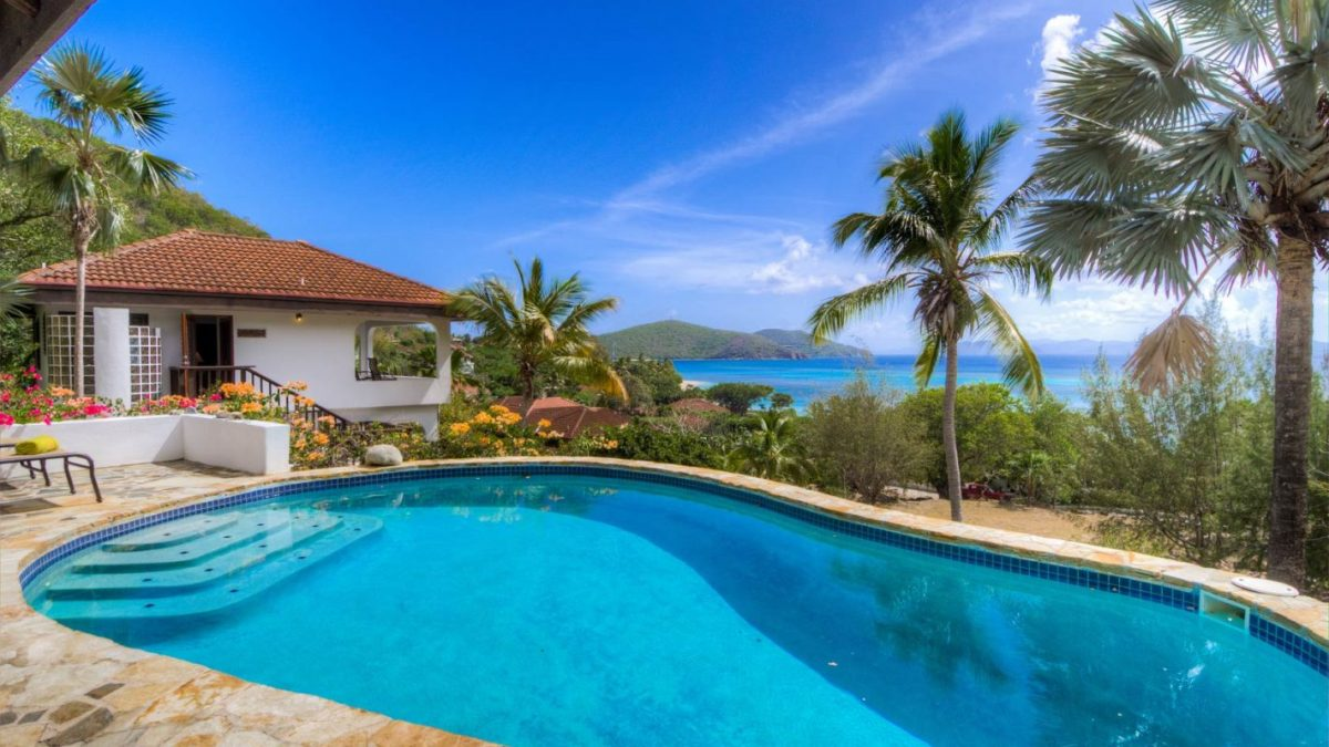 Magnificent BVI Villa