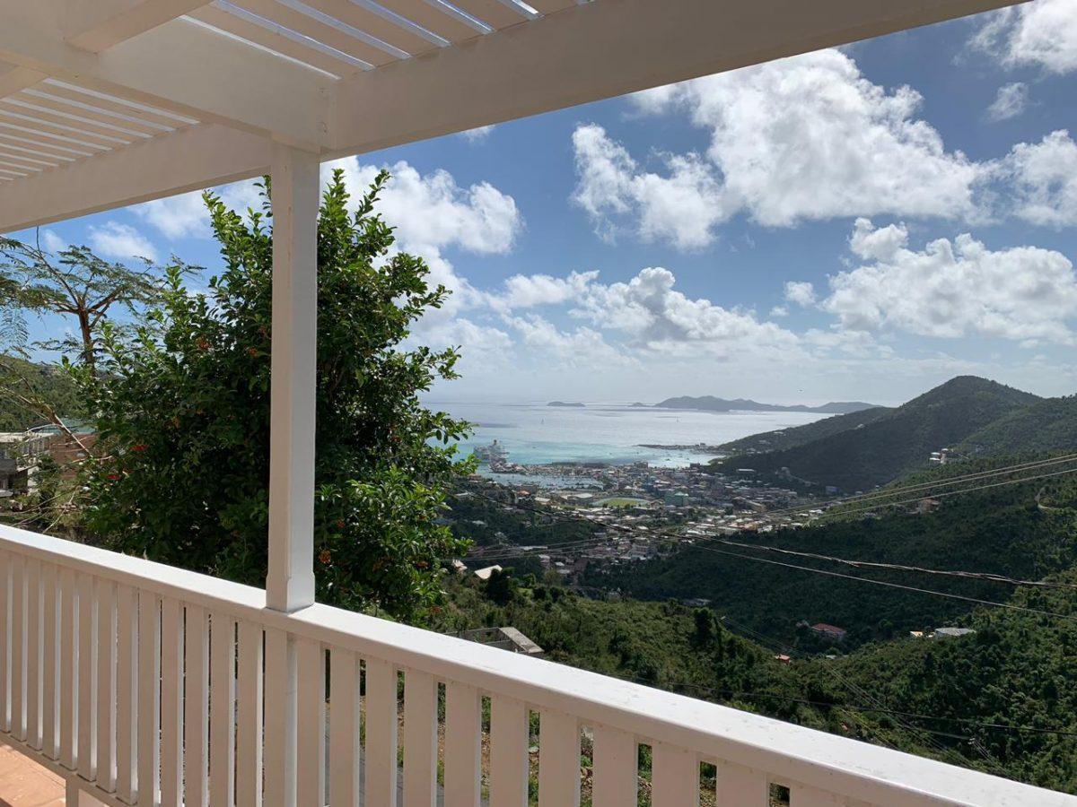 cozy cottage, hillside homes bvi, family home, rent in bvi