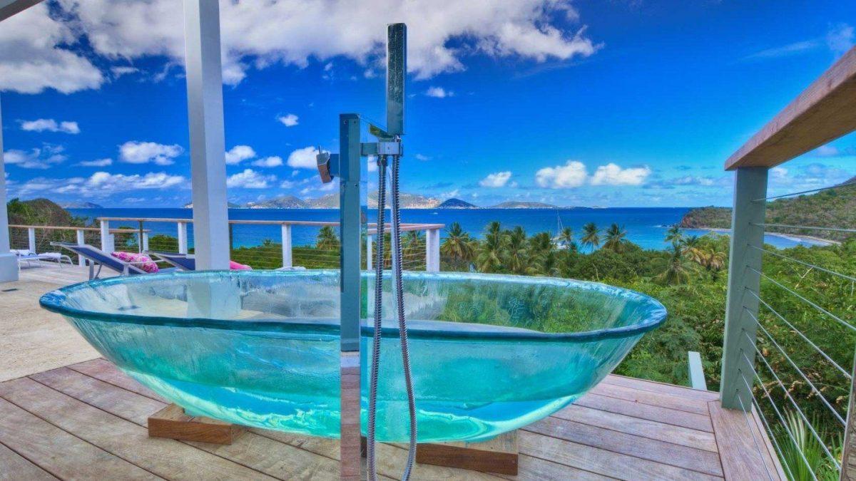 paradise, luxury, villa rental, vacation in bvi, bvi villar entals