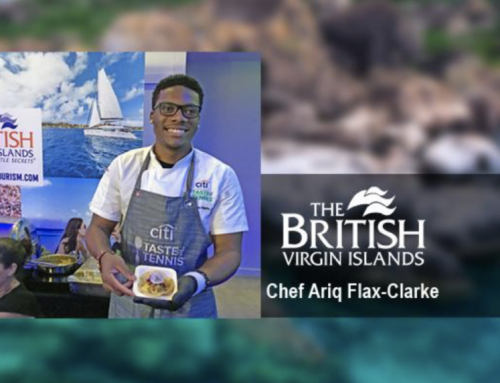 Chef Flax-Clarke of BVI to Participate in Prestigious James Beard House Dinner in New York City
