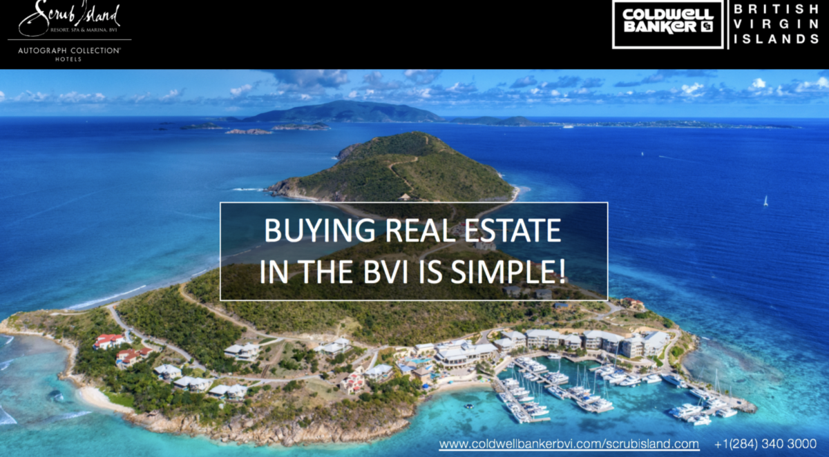BVI Real Estate | Coldwell Banker British Virgin Islands