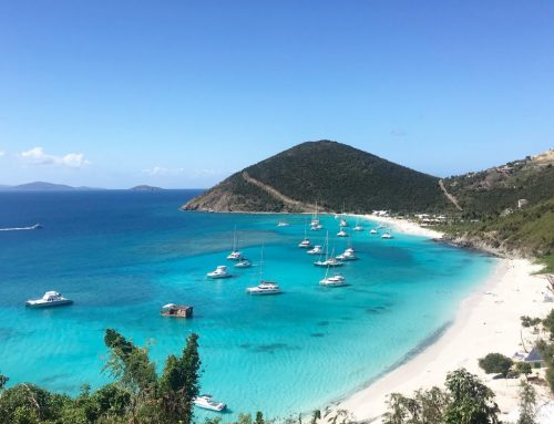 British Virgin Islands Tourism Is Surging