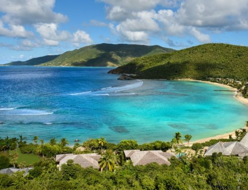 Little Dix Bay—The Caribbean Getaway Beloved by Queen Elizabeth—Makes Its Triumphant Return