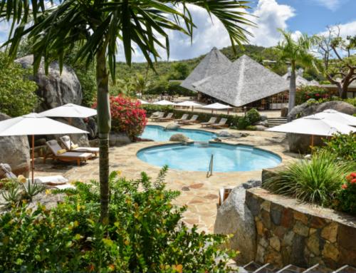 VG resort makes renowned travel magazine's 2021 'It List'