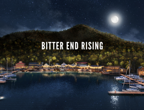 Bitter End Yacht Club Announces Winter 2021 Reopening Following Ground-Up Rebuild