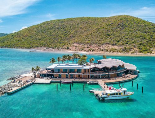 This Tiny Caribbean Resort Is Making a Big Comeback