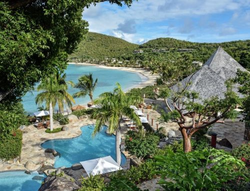Stay & Sail on the British Virgin Islands